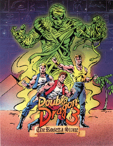 Double Dragon 3 Vintage Arcade Superstore