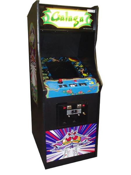 Image result for galaga video game machine