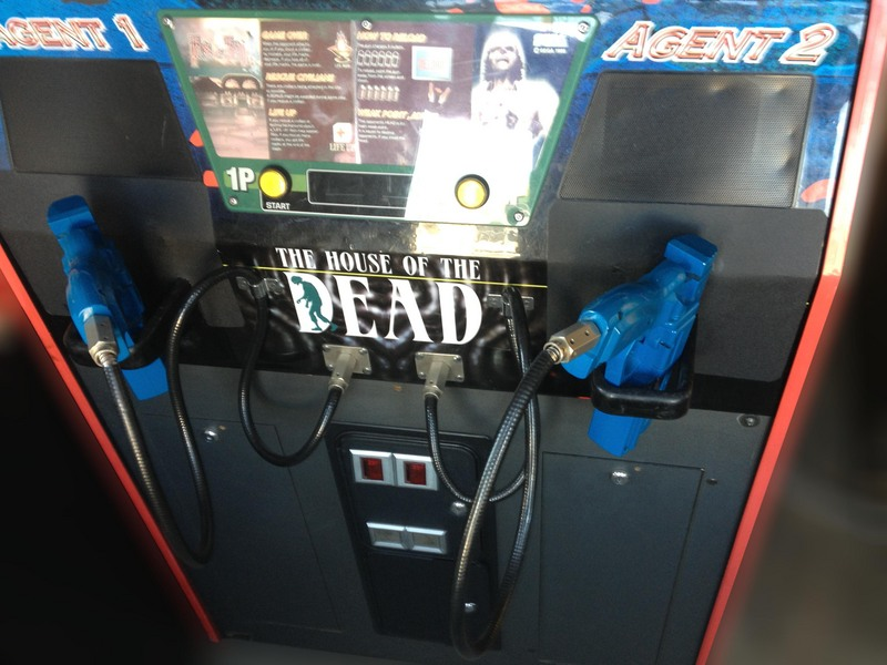 House Of The Dead Vintage Arcade Superstore
