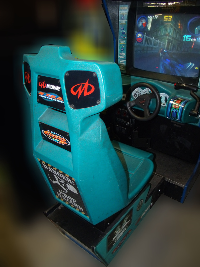 Hydro Thunder Vintage Arcade Superstore