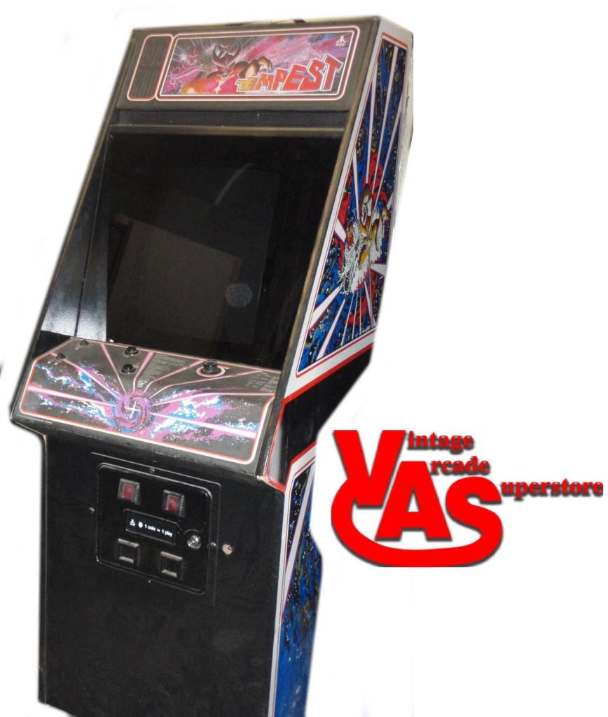 Tempest Arcade Game For Sale Vintage Arcade Superstore