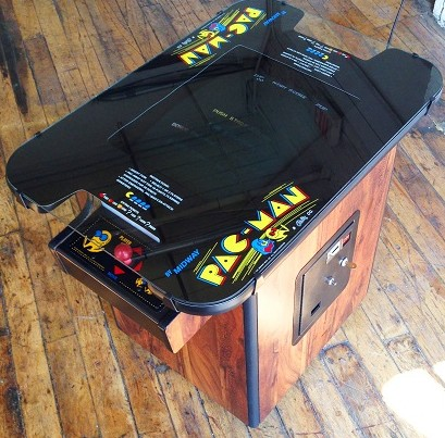 Pacman Table Game >> Pacman Table