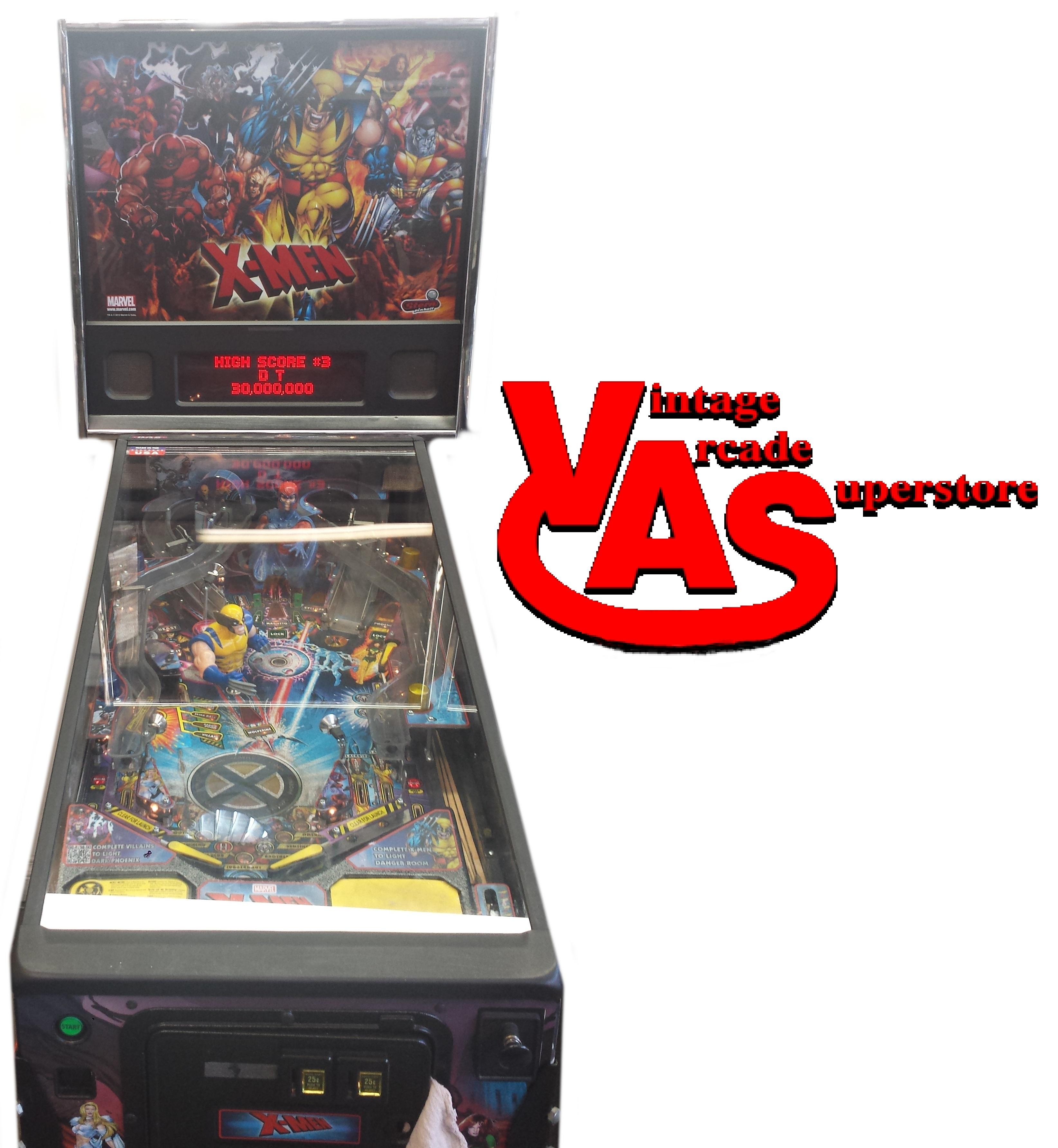 X-Men Limited Edition - Vintage Arcade Superstore