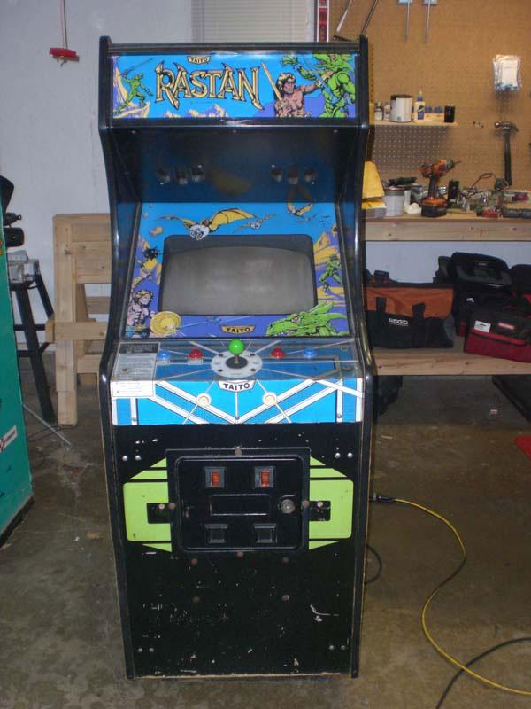 Rastan Vintage Arcade Superstore