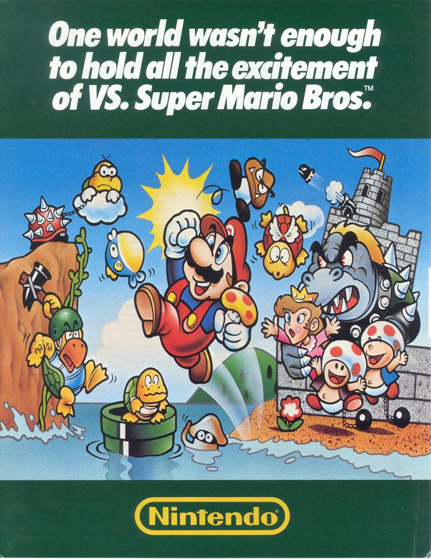 Super Mario Bros Arcade Game For Sale Vintage Arcade Superstore