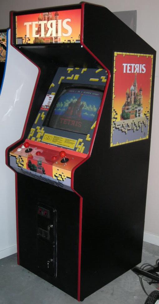 Tetris Arcade Game | Vintage Arcade Superstore