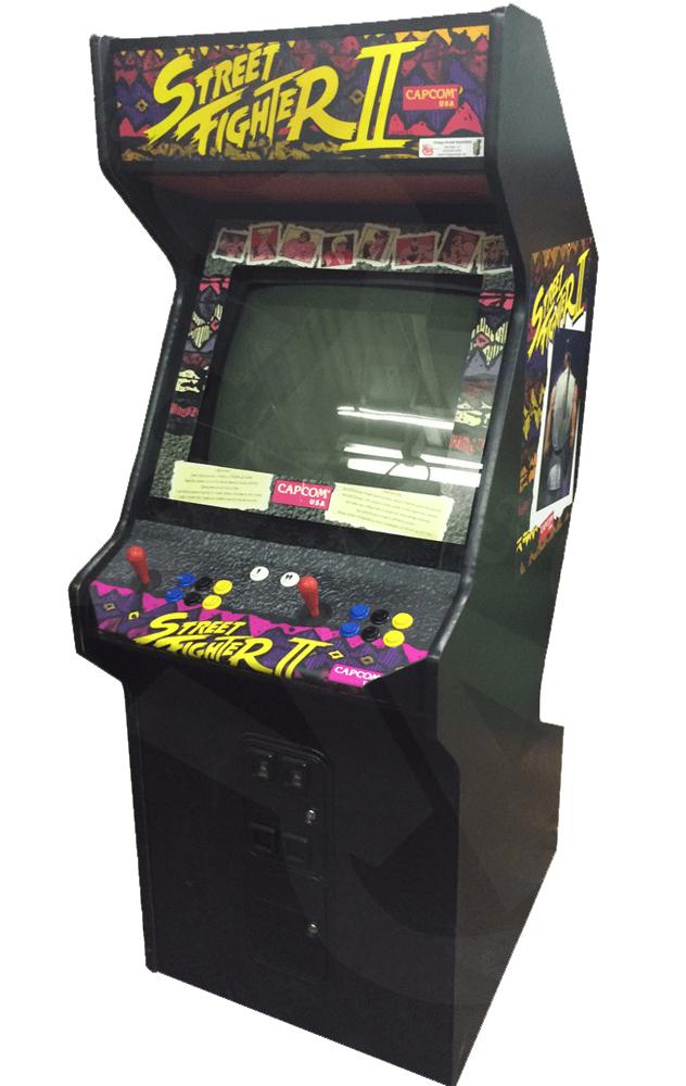 Restored Street Fighter 2 Arcade Game Vintage Arcade Superstore