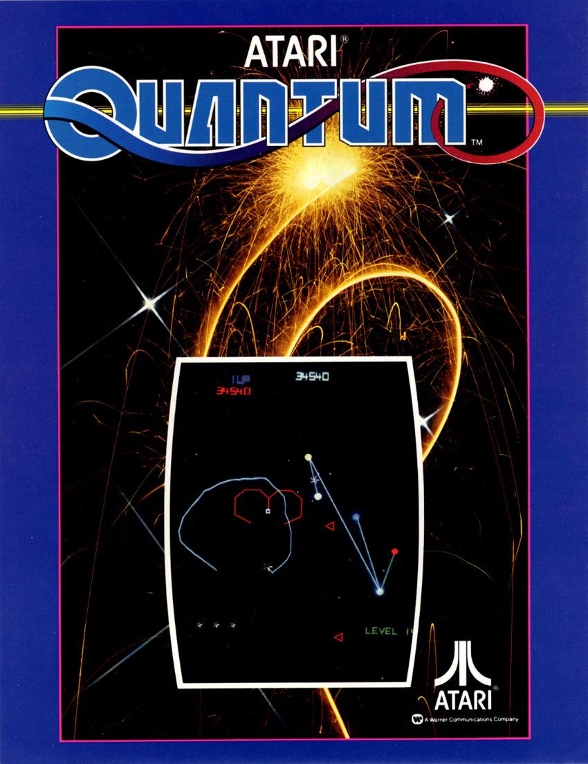 Quantum Arcade Game Vintage Arcade Superstore