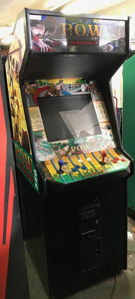 Pow Prisoners Of War Vintage Arcade Superstore